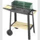 BARBECUE OMPAGRIL GREEN/W 50X25