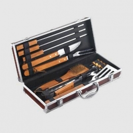 SET BARBECUE CM40 12PZ.INO.V/R.1241