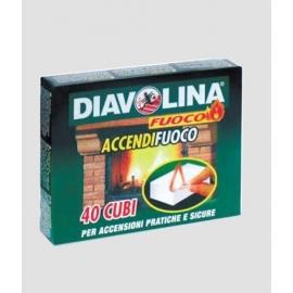 DIAVOLINA ACCENDIF.40 CUBI ESP240PZ