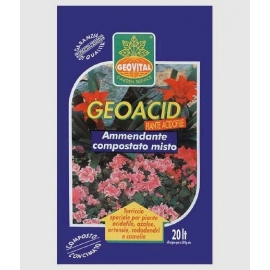 TERRICCIO ACIDO GEOACID LT.20