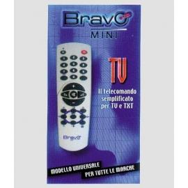 TELECOMANDO BRAVO UNIV.MINI TV/TXT