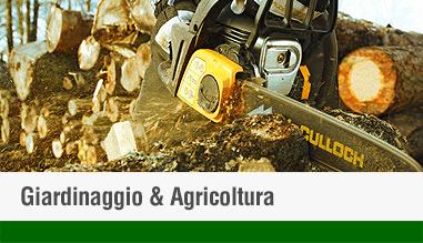 Giardinaggio - Macchinari, Utensili, Accessori